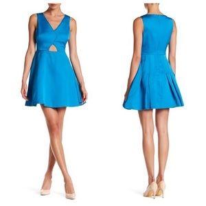 Zac Zac Posen Azure Blue Chantal Dress